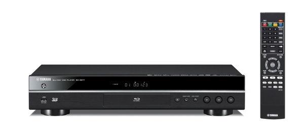 yamaha bd s677 blu ray player the listening post. Black Bedroom Furniture Sets. Home Design Ideas