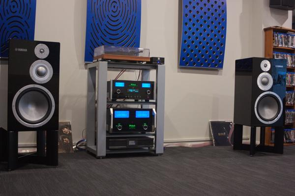 Just Wow Yamaha Ns 5000 S In Wellington The Listening