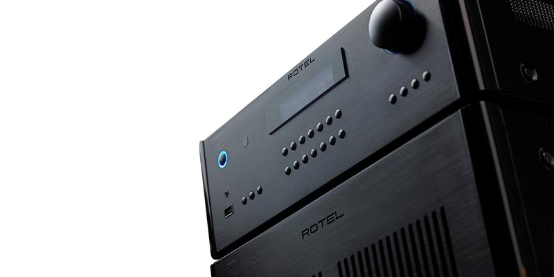 Home Theater Review writes about Rotel Pre / Power Combo