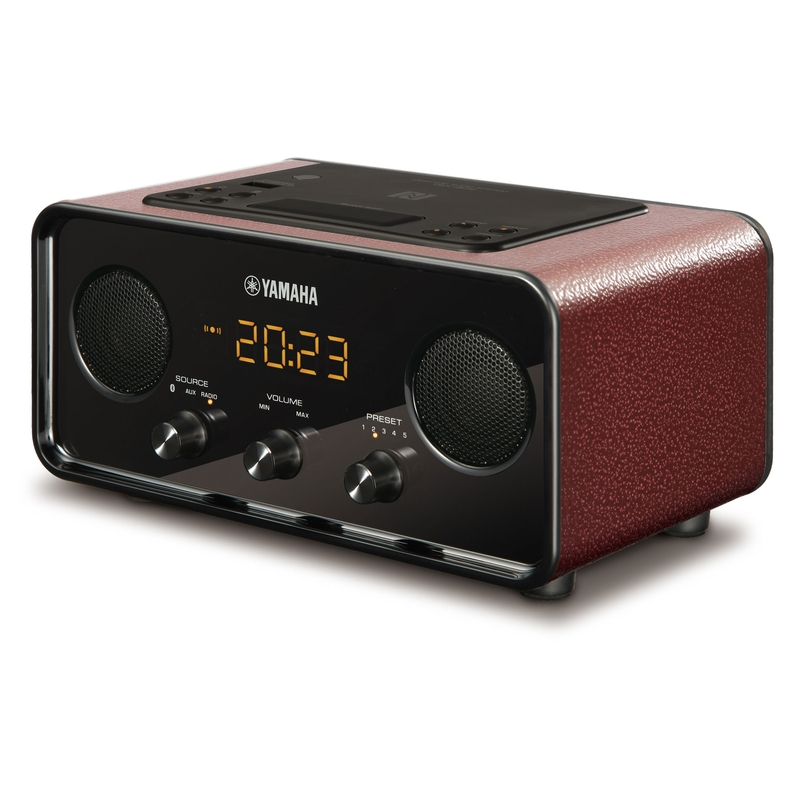 yamaha tsx b72 clock radio the listening post christchurch and wellington. Black Bedroom Furniture Sets. Home Design Ideas