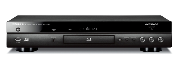 yamaha bd a1060 blu ray player the listening post. Black Bedroom Furniture Sets. Home Design Ideas