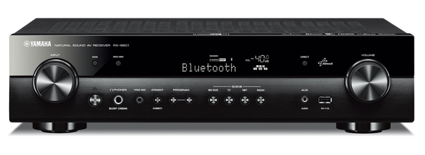 Yamaha Slimline Network Av Receiver    Amplifier
