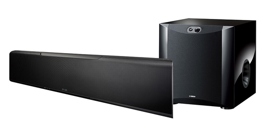 yamaha ysp 5600pk musiccast surround sound bar the. Black Bedroom Furniture Sets. Home Design Ideas