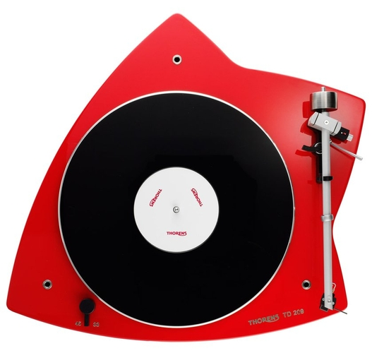 Thorens Td 209 Turntable The Listening Post Christchurch