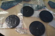 Dynaudio Pucks for Xeo 5 Speakers (Set of 4)