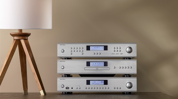 Rotel CD14 CD Player Lifestyle 3