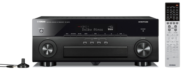 yamaha rx a870 network av receiver the listening post. Black Bedroom Furniture Sets. Home Design Ideas