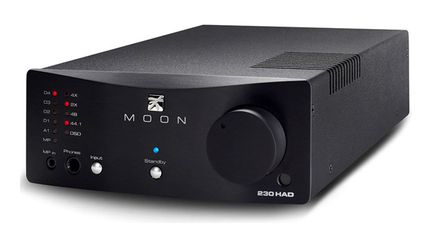 MOON Neo 230HAD Headphone Amplifier