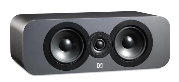 Q Acoustics Q3090 Walnut Centre Speaker