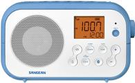 Sangean´s new PR-D12BT AM/FM Portable Bluetooth Digital Radio with fully functioning alarm clock capability. The Sangean PRD 12BT is available online or at The Listening Post Christchurch and Wellington