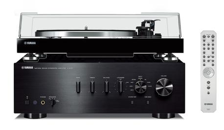 Yamaha A-S701 integrated amplifier and the Vinyl 500 means you can have record source wirelessly. TT-N503 AS701 are available online or The Listening Post Christchurch and Wellington, NZ. TLPCHC TLPWLG
