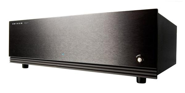 Anthem PVA 7 -channel Power Amplifier is all you need to power a whole 7 speaker home theatre system. The PVA7 is available to buy online or at The Listening Post Christchurch and Wellington.