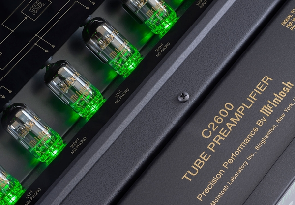 McIntosh C2600 Tube Preamplifier