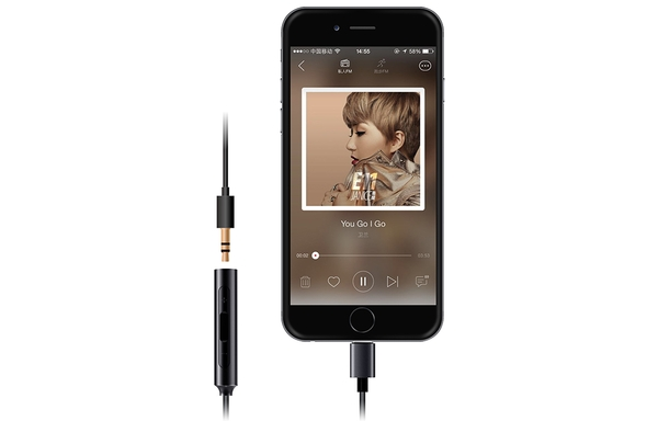 FiiO i1 iPhone Lightning DAC / Amplifier