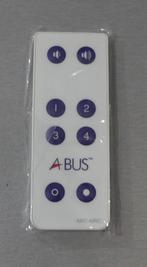 A-Bus create equipment that help mordernise your home. From controllers to universal remotes and even custom speakers. Find out what ABUS can do for your house. Available online or at The Listening Post