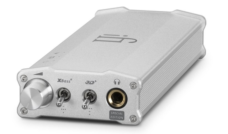 iFi Audio Micro iCAN SE Headphone Amplifier