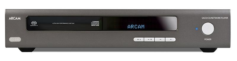 Arcam CDS 50 CD Player front