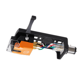 "The VM530EN/H combo kit includes the VM530EN elliptical dual MM cartridge premounted on the HS10 universal 1/2""-mount headshell. The AT-VM530EN-H is available online or at The Listening Post Christchurch and Wellington."