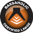 Bassaholic Certified Large