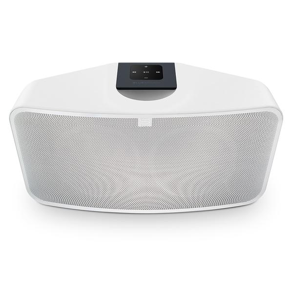 Bluesound Pulse 2i Angled Top View in White