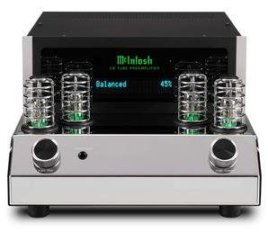 The C8 tube preamplifier is a true HiFi pre amp from McIntosh. Available online or at The Listening Post Christchurch and Wellington.