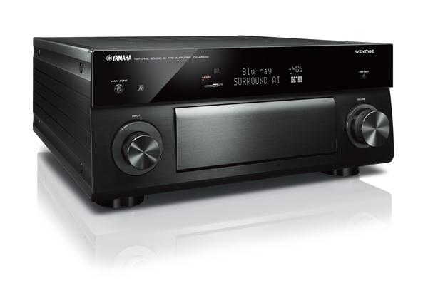 Yamaha Aventage CX-A5200 AV Preamplifier & MX-A5000 Power Amplifier Home Theatre Package with MusicCast. CXA MXA 5200 5000 AMP 11.2 Available online at The Listening Post Christchurch and Wellington.