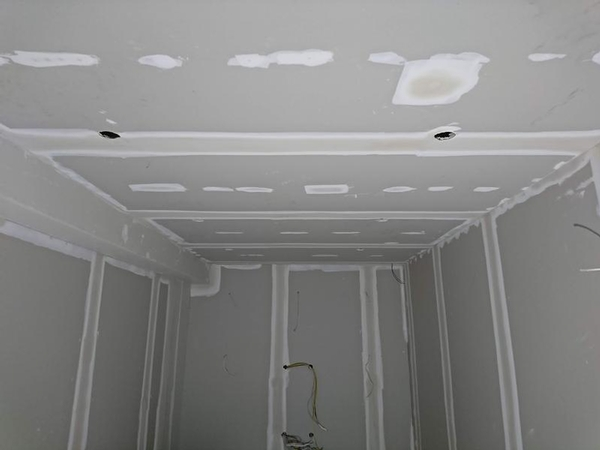 Ceiling Prepping