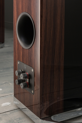 Q Acoustics Concept 500 in Gloss Black