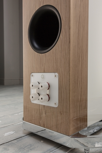 Q Acoustics Concept 500 in Gloss White