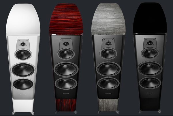 Dynaudio Contour 60 Speakers (Gloss Finishes)