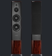 Dynaudio Contour 60 Speakers (Rosewood Dark High Gloss)