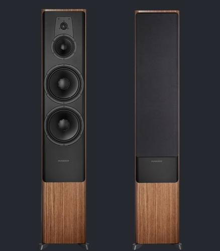 Dynaudio Contour 60 Speakers (Walnut Light Satin)