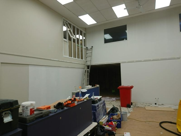 Counter Area Renovations