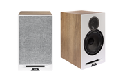 ELAC changed the speaker market with the Debut and Debut 2.0 series. Now Elac has made the Debut Reference series speakers to even further improve on the award winning speakers. DBR62. Available online at the Listening Post