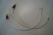 QED Original Speaker Cable Pair (Sec Hand)