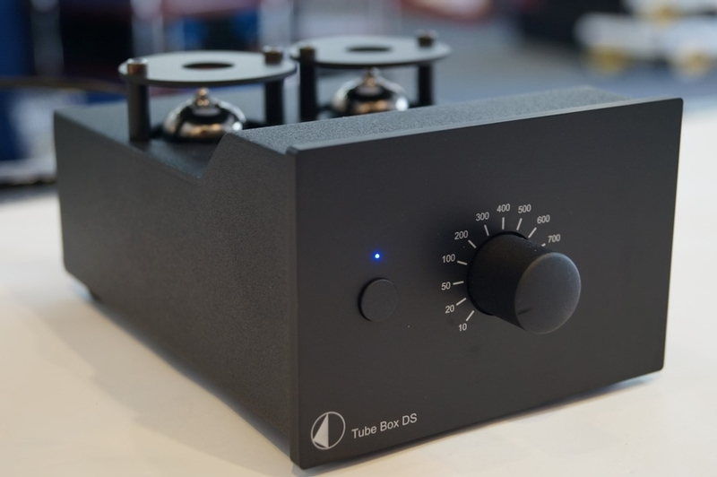 Pro-Ject Tube Box DS Phono Preamp
