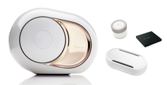 Gold Phantom can be made even better with a Devialet Dialog and Remote from Devialet. Also with Devialet premier care. This package is Available online or at The Listening Post Christchurch and Wellington, NZ.