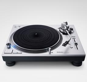 Technics SL-1200GR Grand Turntable is a flagship direct drive record player. Listen to your vinyls in acoustic perfection. Available online and at The Listening Post Christchurch and Wellington.