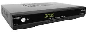 Dish TV satBox S8200 myFreeview Satellite Recorder