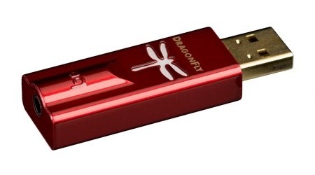 AudioQuest DragonFly Red DAC / Headphone Amp