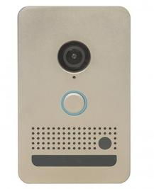 The new Elan doorbell lets you answer the door from anywhere using a phone tablets or any Elan touch panel. See who is at your door. Buy the EL-DB online or at The Listening Post Christchurch and Wellington