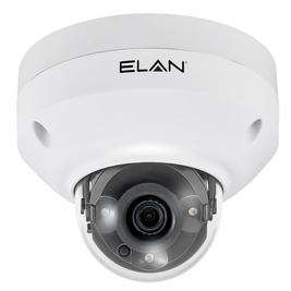 Elan EL-IP-ODF Outdoor Dome Surveillance Camera. Buy the EL-IP-ODF2 or EL-IP-ODF4 online or at The Listening Post, Christchurch and Wellington, NZ.
