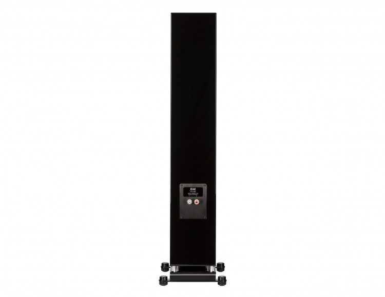 ELAC FS 409 Floorstanding Speakers Black Rear