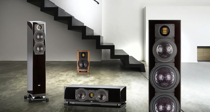 ELAC´s Line 400 series with the revolutionary JET-5 tweeter. The CC 400, the center speaker in the series is available online or at the Listening Post Christchurch and Wellington.