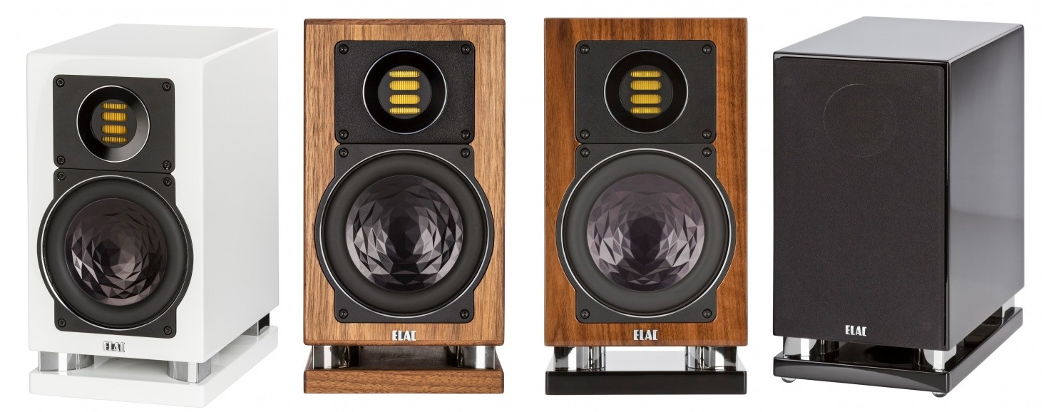 The 403 Bookshelf Speaker Sets New Benchmarks With Jet 5 Tweeter It Can