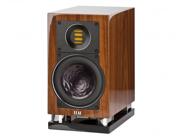 The 403 bookshelf speaker sets new benchmarks. With the Jet 5 tweeter, it can produce frequencies upto 50000 Hz. Try ELAC BS403 speaker online or at The Listening Post, Christchurch and Wellington, NZ