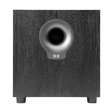 The S10.2 Subwoofer from ELAC Debut 2.0 Series is the perfect piece to tie your main speakers together. Listen to the low frequencies that you never knew could exist in a home theatre.
