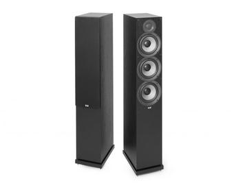 The new ELAC Debut F6.2 Floorstanding Speakers uses the original F6 speakers and adds new Debut 2.0 tech. The FS 6.2 floorstanders are available online or at The Listening Post Christchurch and Wellington.