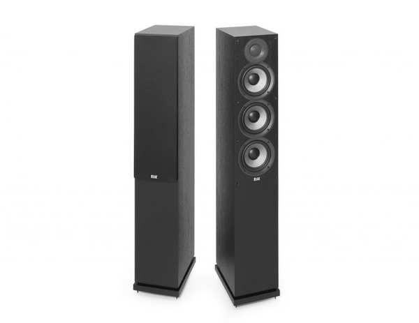 Enjoy cinema surround sound in your home with ELAC Debut 2.0 series with F5.2 B5.2 C5.2 and S8 speakers paired. A great package for those wanting to get an entry into home theatre. Available online or at the Listening Post, NZ. TLPCHC TLPWLG