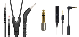Headphone Cables and Accessories
